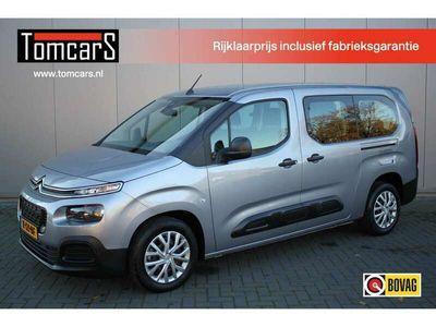 tweedehands Citroën Berlingo XL 1.2e-THP 110PK Live 7PL Airco/Bluetooth/Cruise-