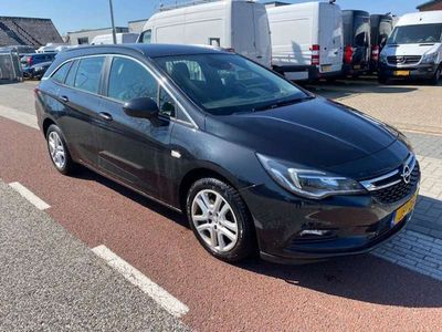 tweedehands Opel Astra 1.6 CDTI 81KW BSN SPORTS TOURER NAVI KLIMA