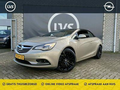 tweedehands Opel Cascada 1.4 Turbo ecoFLEX Cosmo - CLIMATE - NAVI - COMFORTSTOELEN - PARKEERHULP VOOR + ACHTER