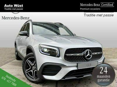 tweedehands Mercedes GLB200 Premium AMG NIGHT