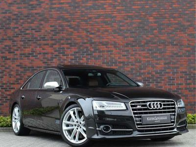 tweedehands Audi S8 plus S8 4.0 TFSI Quattro *Design Selection*HUD*Dak