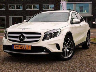 tweedehands Mercedes GLA220 CDI AUT 2014 Navigatie