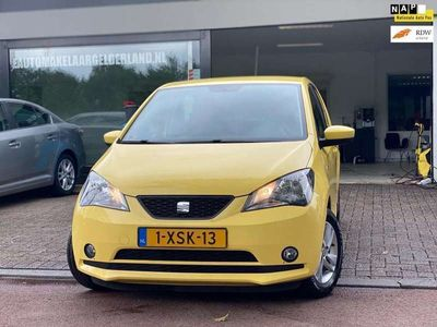 tweedehands Seat Mii 1.0 Style Chic Nw Apk/Airco/Cruise/Lmv/Pdc