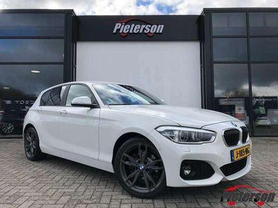 tweedehands BMW 120 120 i M pakket LEDER NAVI LED AUTOMAAT