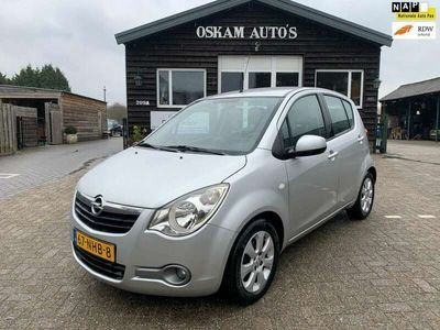 tweedehands Opel Agila 1.0 Edition LPG G3 Airco