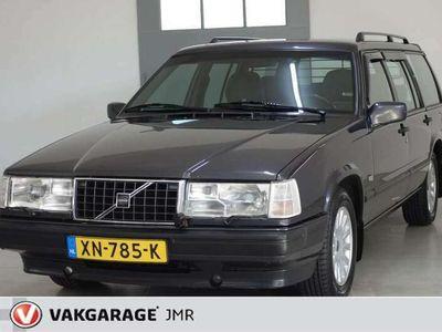 tweedehands Volvo 940 2.3 T Luxury Comfort Air-Line,Automaat,Stoelverwar