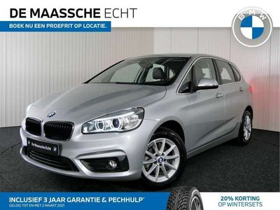 tweedehands BMW 216 Active Tourer 216i High Executive / Leder / Stoelv