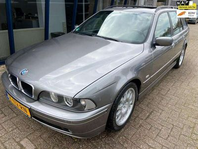 tweedehands BMW 525 525 Touring i Lifestyle Edition Automaat Youngtimer