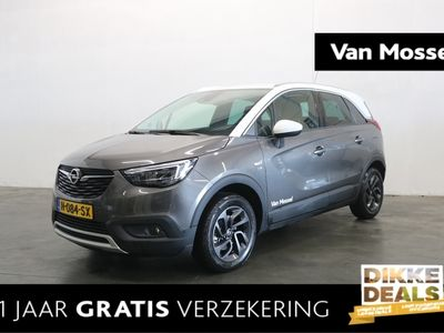 tweedehands Opel Crossland X 1.2 Turbo 110pk 120 Jaar Edition | Navi | Camera