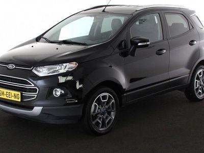 "tweedehands Ford Ecosport 1.0 EcoBoost Titanium | Navigatie | Keyless | 17"""