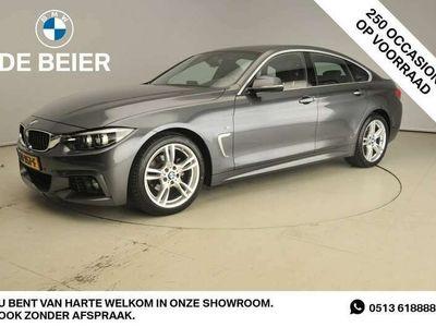 tweedehands BMW 420 420 I M-Sportpakket / LED / HUD / Chrome line / GSM