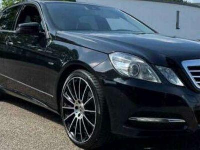 tweedehands Mercedes E200 E 200 MercedesAvantgarde/Automaat/Nap/NL auto/