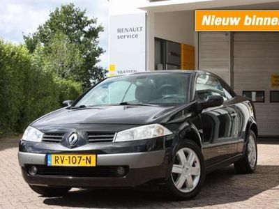 tweedehands Renault Mégane 2.0-16V TURBO DYNAMIQUE LUXE