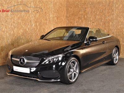 tweedehands Mercedes 200 C-klasse CabrioAMG Line Ambition