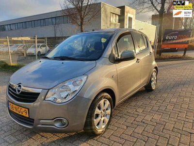 tweedehands Opel Agila 1.0 Edition LPG - AIRCO - ELECTR PAKKET - NWE APK