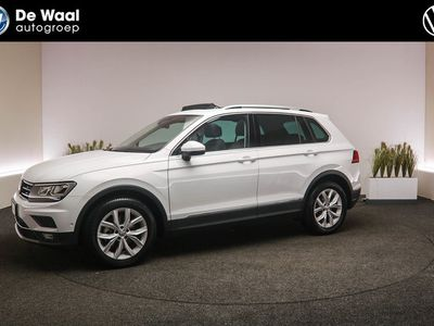 tweedehands VW Tiguan 1.5 TSI 150pk DSG ACT Highline | Digitaal Instrume