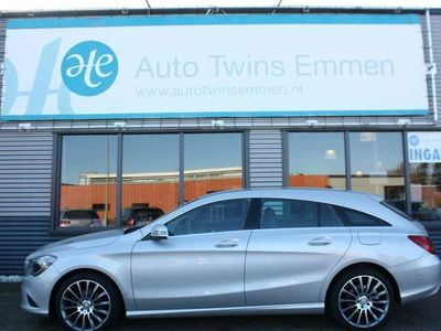tweedehands Mercedes CLA200 Shooting Brake CDI AUTOMAAT AMBITION XENON LED MOO