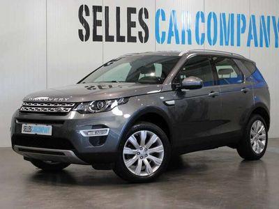 tweedehands Land Rover Discovery Sport 2.0 TD4 HSE Luxury   Automaat   Navigatie   Trekha