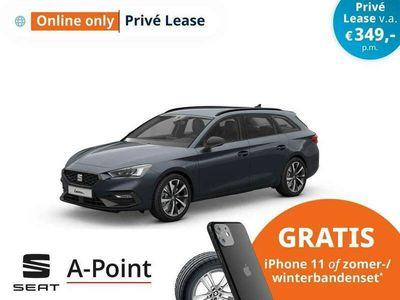 tweedehands Seat Leon Sportstourer 1.4 TSI eHybrid PHEV FR Nav.10inch/PD
