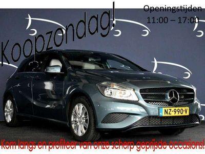 tweedehands Mercedes A180 CDI LEDER NAVIGATIE PRIV.GLASS LM VELGEN