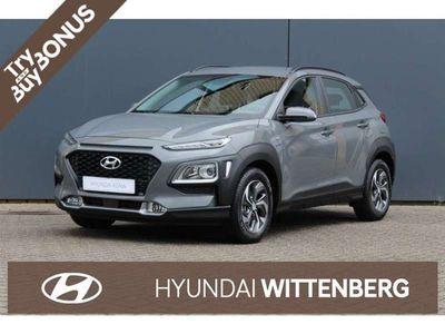 tweedehands Hyundai Kona 1.6 GDI HEV Premium | ACTIE! | € 1250,- Try and Bu