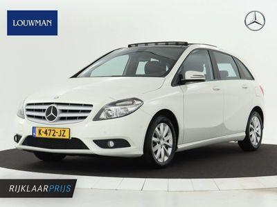 tweedehands Mercedes B200 Ambition | Panoramadak | Memory pakket | Navigatie | Parkeersensoren