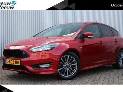 tweedehands Ford Focus 1.5 150PK 5-deurs Automaat ST Line Navigatie, Voorruitverwarming