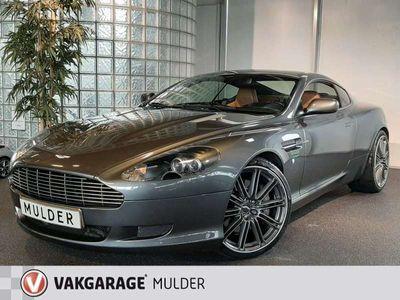 "tweedehands Aston Martin DB9 5.9 V12 . 457pk ""NL AUTO"" | Leer |"