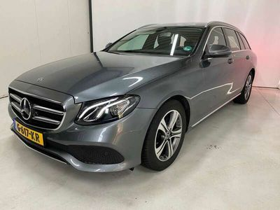 tweedehands Mercedes E200 Estate d Business Solution AMG Plus Upgrade Editio