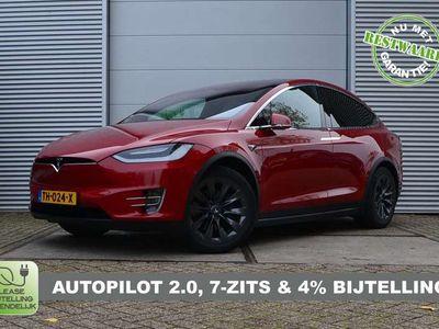 tweedehands Tesla Model X 100D 7p. AutoPilot2.0, 68.594ex