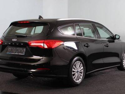 tweedehands Ford Focus Wagon 1.0 EcoBoost 125 PK Titanium Business ECC |