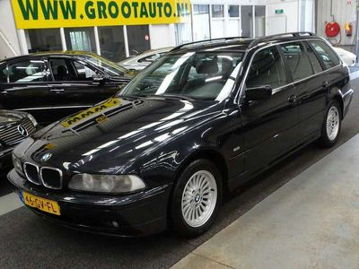 tweedehands BMW 525 525 Touring i Executive Automaat Airco, Cruise Cont