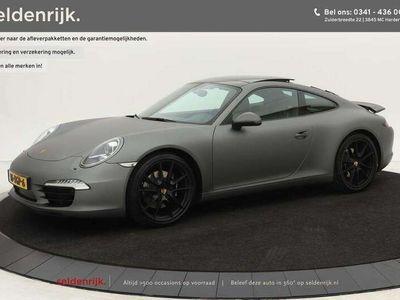 tweedehands Porsche 911 Carrera S 3.8PDK Automaat | Alcantara hemel | BOS