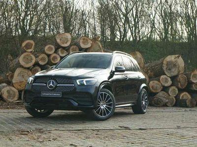 tweedehands Mercedes GLE400 D 4-matic excl. BTW incl. grijs kenteken