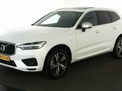 tweedehands Volvo XC60 2.0 T8 Twin Engine AWD R-Design 360View Adaptive Cruise control