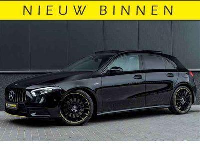 tweedehands Mercedes A250 EDITION1 AMG 224PK 7G-DCT Panodak MBUX Spoorass. A