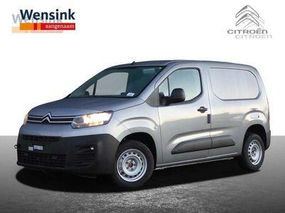 tweedehands Citroën Berlingo 1.5 100pk Club Airco Cruise Navi Carplay Bluetooth