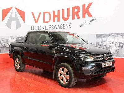 tweedehands VW Amarok V6 3.0 TDI 204 pk Highline Xenon/Camera/Navi/Leder