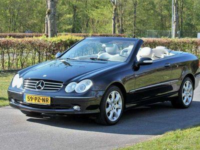 tweedehands Mercedes CLK240 Cabriolet 2.6 AUT Elegance