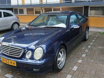 tweedehands Mercedes CLK200 200 Avantgarde
