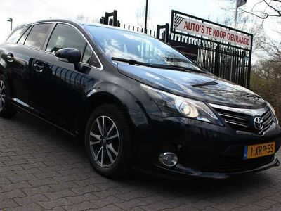 tweedehands Toyota Avensis Wagon 2.0 D-4D Business Ex lease - Exenon - Camera
