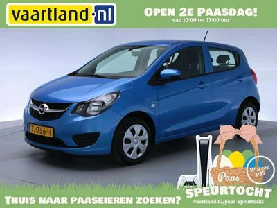 tweedehands Opel Karl 1.0 ecoFLEX Edition [ airco cruise ]