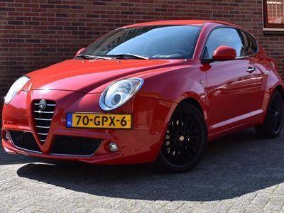 tweedehands Alfa Romeo MiTo 1.4 T Sport '08 Clima 18 Inch