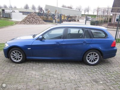 tweedehands BMW 318 3-serie touring d corporate business line airco lm velg