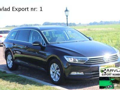 tweedehands VW Passat Variant 8999 NETTO **PANO** Variant 2.0 TDI 150pk Business