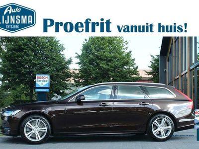 tweedehands Volvo V90 T4 Momentum|Verwarmde Achterbank|Wegklapbare Trekh