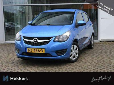 tweedehands Opel Karl Edition 1.0 EcoFlex 75pk CRUISE   USB   CITY DRIVI