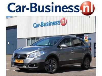 tweedehands Suzuki SX4 S-Cross 1.6 120pk DDIS Exclusive + Ecc + Lmv + St. Verw.