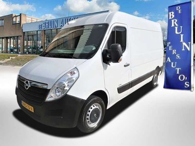 tweedehands Opel Movano 2.3 CDTI - L2H2 - Airco - PDC - 3 Zits