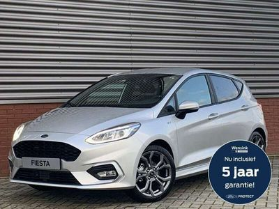 tweedehands Ford Fiesta 1.0 EcoBoost 95pk ST-Line X | €356,- per maand | Private Lease | Keyless Entry & Start | Parkeersensoren achter | DAB+ | LED verlichting